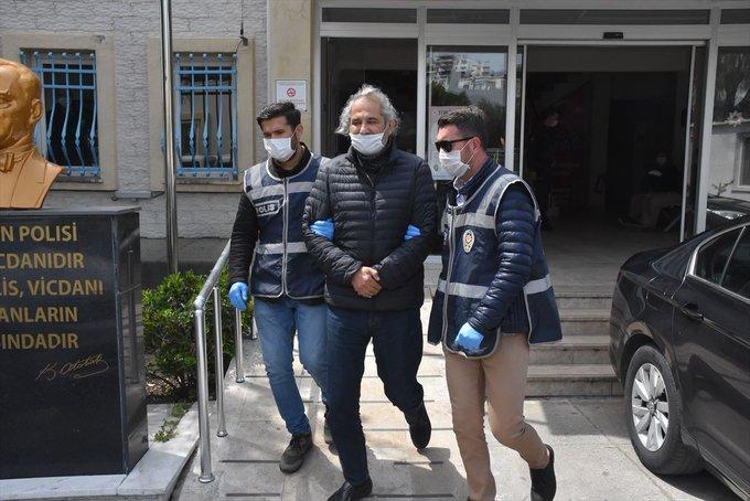 'IBAN' paylaşımı nedeniyle tutuklanan Hakan Aygün'e 40 bin TL tazminat