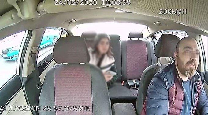 İBB yolcusunu darp eden taksicinin ruhsatını iptal etti