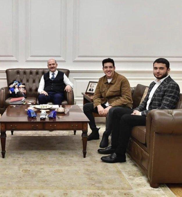 İçişleri Bakanı Soylu'dan Faruk Fatih Özer açıklaması