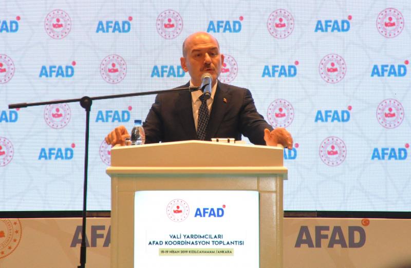 İçişleri Bakanı Soylu: 321 bin Suriyeli güvenli bölgelere döndü