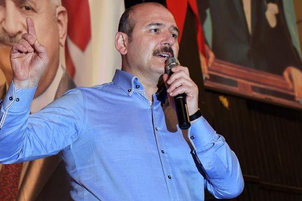 İçişleri Bakanı Süleyman Soylu: Deniz Baykal'a kaset kumpasını FETÖ kurdu