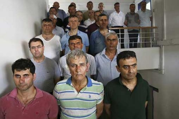 İçişleri Bakanlığı: Darbe girişiminin beyin takımı 6 kişiden oluşuyor