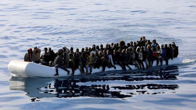 İki göçmen botu battı: 100'den fazla kişi öldü