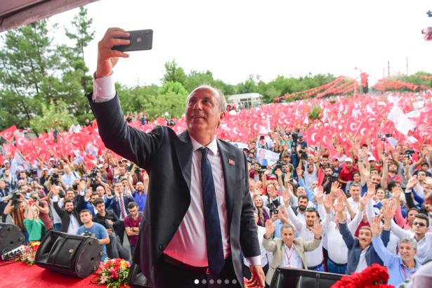 İnce'den Erdoğan'a OHAL yanıtı: Şimdi kaldır, elini tutan mı var?
