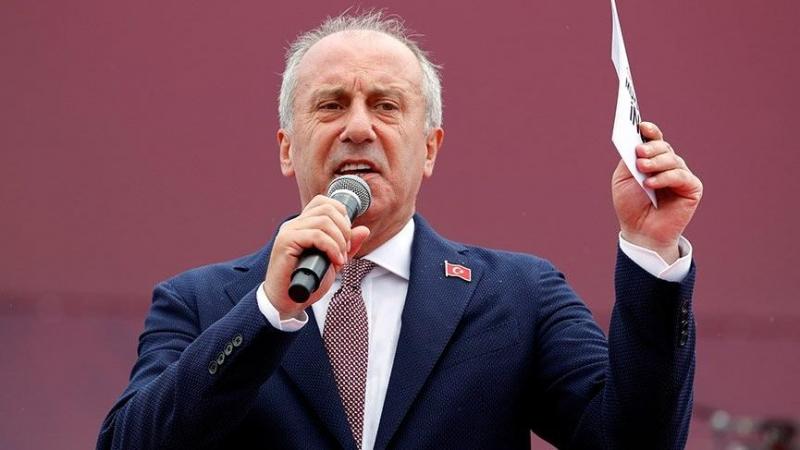 Muharrem İnce: AKP, CHP'nin bu yönetiminden memnun değil mi ?