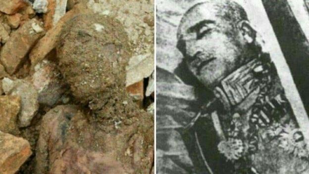 İran'da bulunan mumya 'büyük olasılıkla Rıza Şah'a ait'