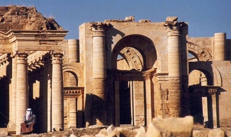 IŞİD, Hatra antik kentini yok etti!