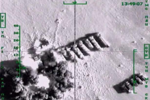 IŞİD'e ait 168 petrol tankeri imha edildi