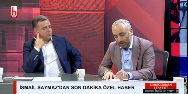 İsmail Saymaz, Davutoğlu ve Babacan'ın partisindeki isimleri açıkladı