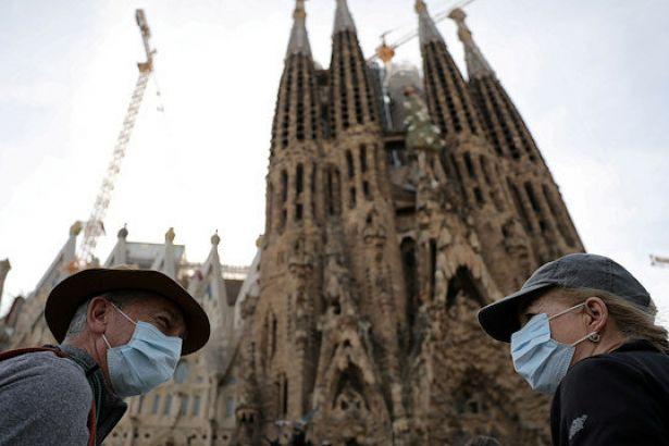 İspanya'da 1 günde  738 kişi koronavirüsten hayatını  kaybetti