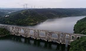 İstanbul barajlarındaki doluluk oranı yüzde 80.17 oldu