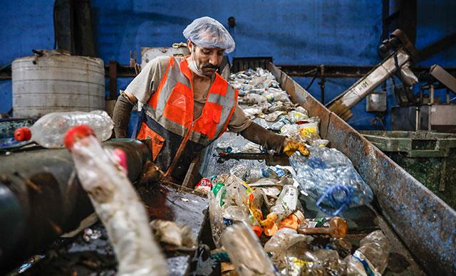 İstanbul'da 1 kişi günde 1,1 kilogram atık üretiyor