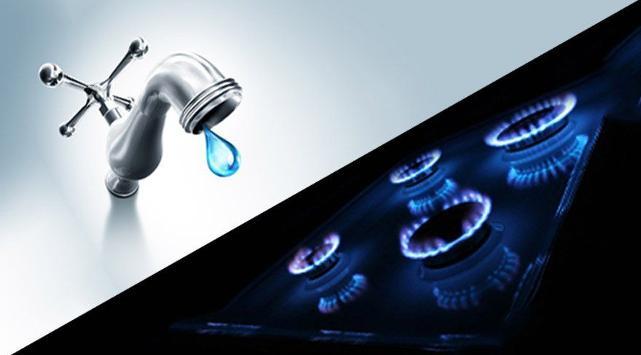 İstanbul'da 580 bin kişinin suyu, 493 bin kişinin de doğalgazı kesildi