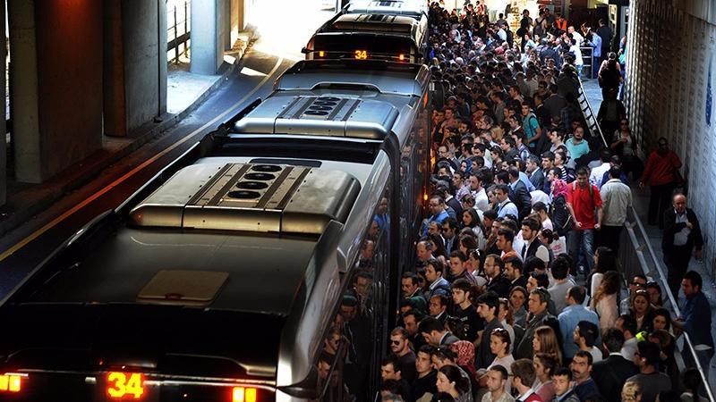 İstanbul'da bugün toplu taşıma ücretsiz