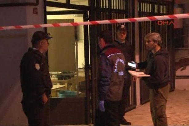 İstanbul'da grafik tasarım atölyesine silahlı saldırı!