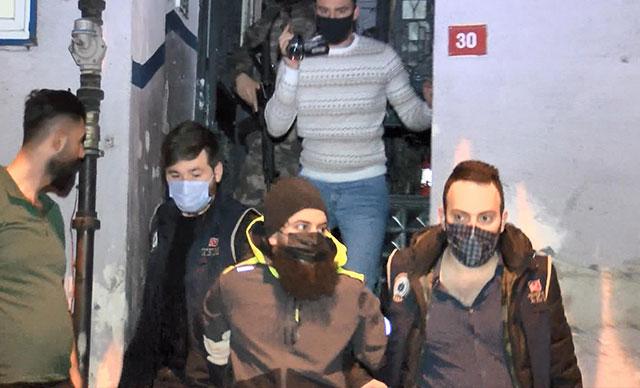 İstanbul'da IŞİD operasyonu: 8 kişi gözaltına alındı