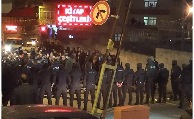 İstanbul'da Suriyelilerin dükkanları tahrip edildi: Yaralılar var