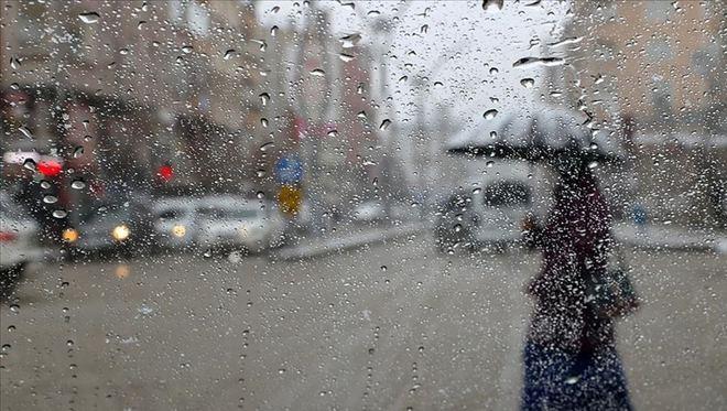 'İstanbul'da yarın kuvvetli bir yağış var'