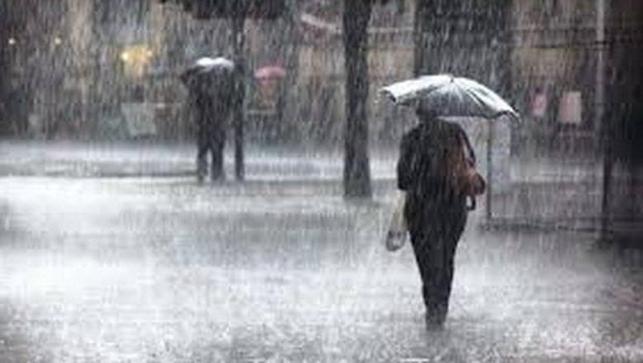 İstanbul'un beş ilçesi için sağanak yağış uyarısı
