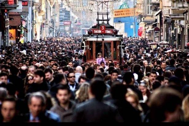 İşte İstanbul, Ankara ve İzmir'in yeni nüfusu