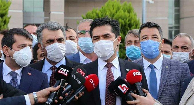 İYİ Parti İstanbul İl Başkanı Kavuncu hakkında FETÖ soruşturması