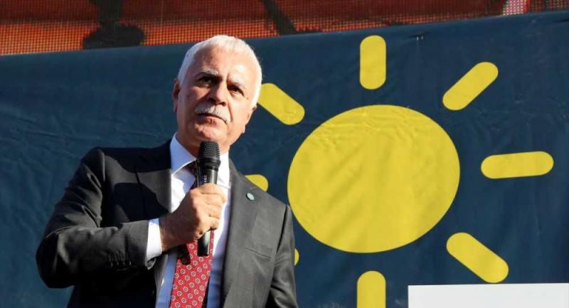 İYİ Parti'li Aydın: Türkiye'yi nereye götüreceğini söylemek için çok erken