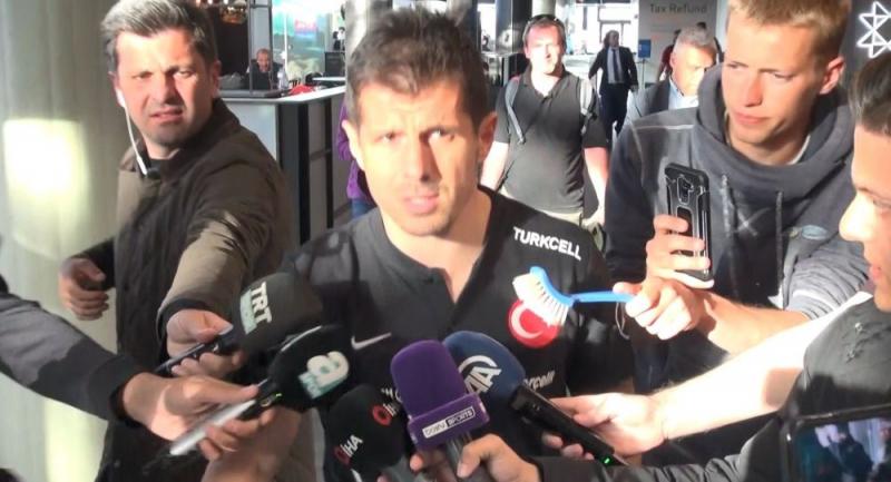 İzlanda, Türkiye maçına bulaşık fırçasıyla girmeyi yasakladı