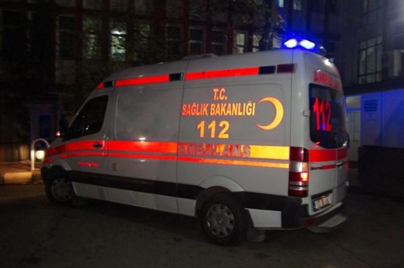 İzmir'de patlama: 1 ölü, 3 yaralı