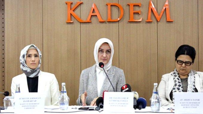 KADEM, İstanbul Sözleşmesi ile ilgili saldırılara cevap verdi