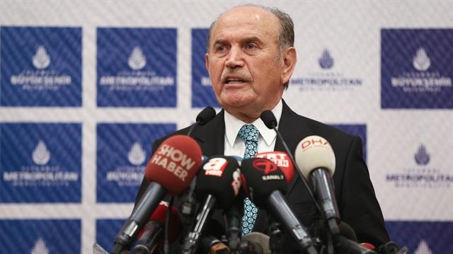 Kadir Topbaş'ın istifasından sonra AKP'den ilk açıklama