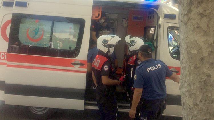 Kahramanmaraş'ta bir kadın eski sevgilisinin yüzüne kezzap attı