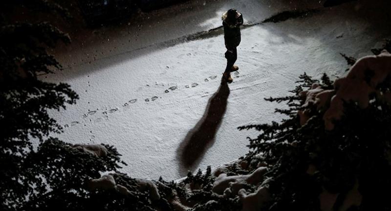 Kar yağışı Çarşamba'ya kadar sürecek