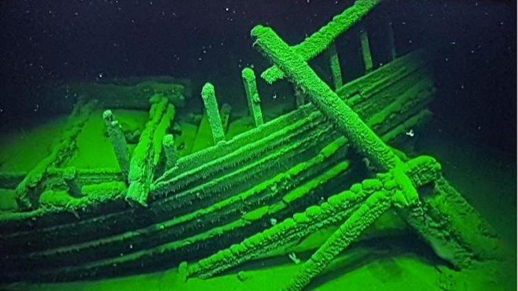 Karadeniz'de Osmanlı gemilerini de içeren 60 batık bulundu!
