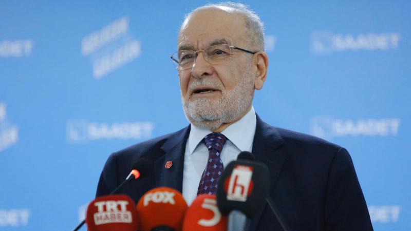 Karamollaoğlu: 83 milyona bin lira verilmeli, kamuda tasarruf başlamalı