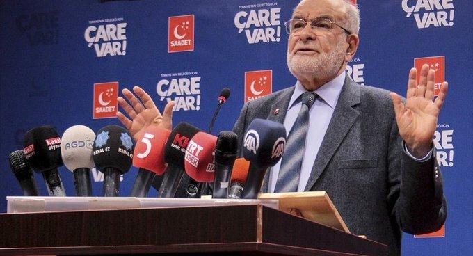 Karamollaoğlu'ndan Erdoğan'a: Bu kadar yalan nasıl söylenir? Hiç mi utanma yok?