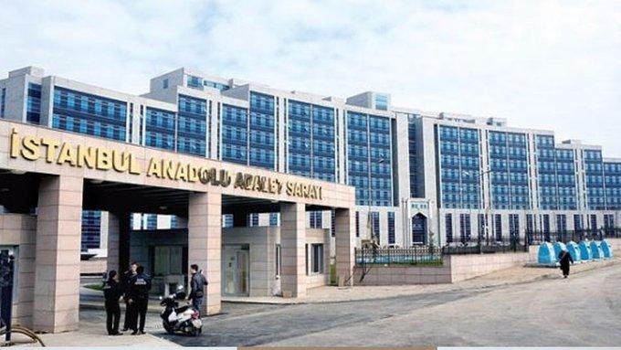 Kartal'daki Anadolu Adliyesinde bir kişi çevreye ateş açtı: 1 yaralı