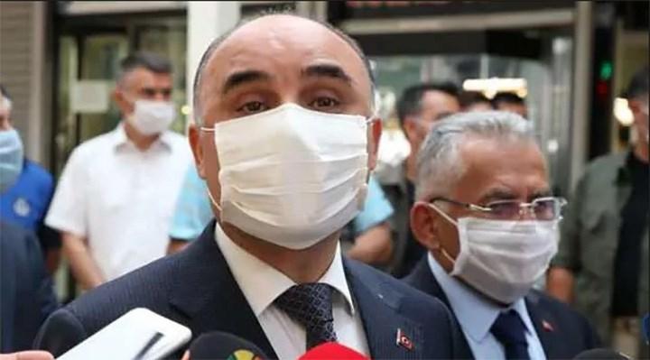 Kayseri Valisi: Koronavirüs temaslı işçiler izolasyon izni alıp başka fabrikada çalışıyor