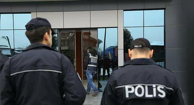Kayseri'de firari karı koca kömürlükte yakalandı