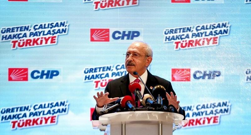 Kemal Kılıçdaroğlu: Bundan sonraki rakibimiz YSK