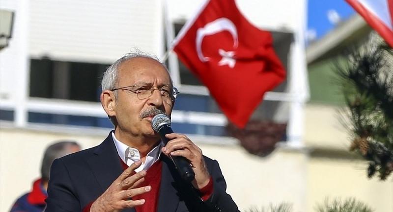 Kemal Kılıçdaroğlu: Erdoğan meşru bir cumhurbaşkanı değil
