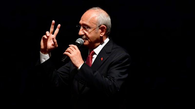 Kemal Kılıçdaroğlu:  Selahattin Demirtaş haksız ve hukuksuz yere hapis yatıyor