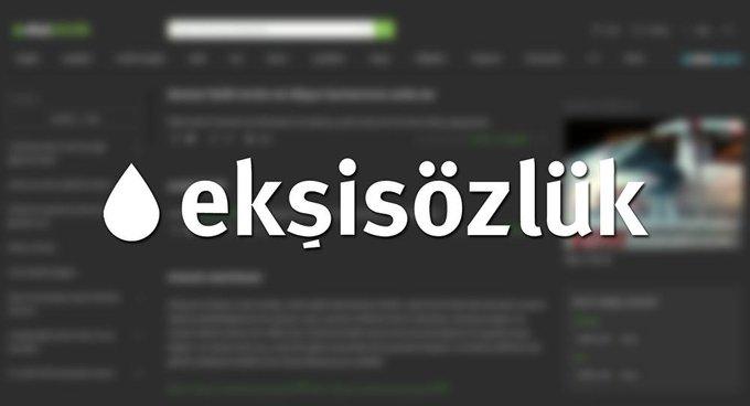 'Keşke Türkiye'ye gelip bu cuma günü camileri temizlese' diyen Ekşi Sözlük yazarına soruşturma