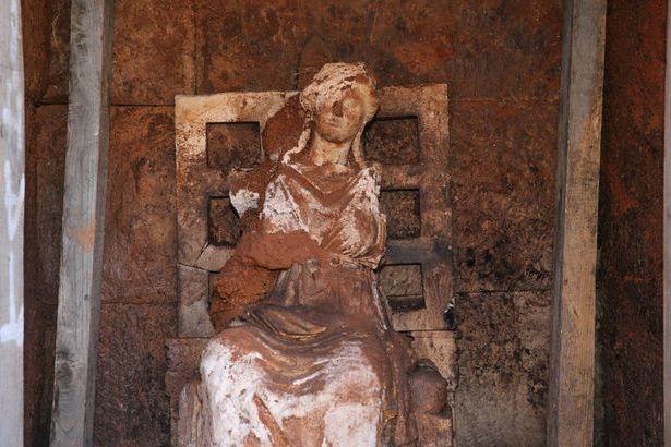 Kibele heykelini 10 bin kişi ziyaret etti!