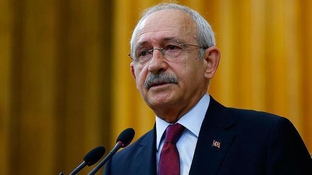 Kılıçdaroğlu: Binali Yıldırım'ın istifa etmesine gerek yok