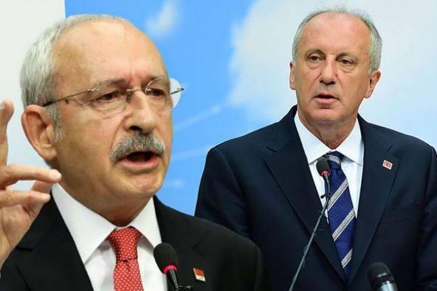 Kılıçdaroğlu: Biz seçim sonucunu meşru görmedik, İnce meşru saydı