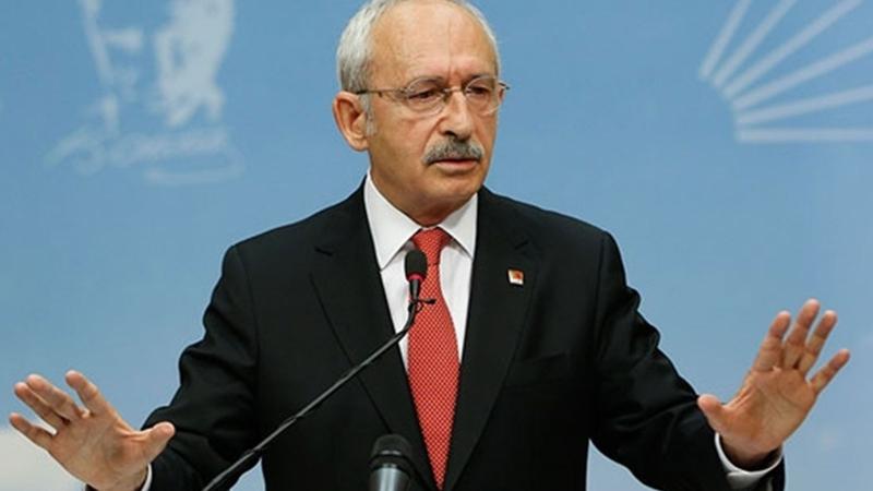 Kılıçdaroğlu: Bu mesele HDP meselesi değil, yapılan milletin iradesine saygısızlıktır