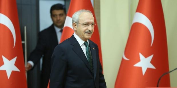 Kılıçdaroğlu: Mustafa Kemal'e verilmeyen yetki IŞİD'in kandırdığı bir adama verilecek