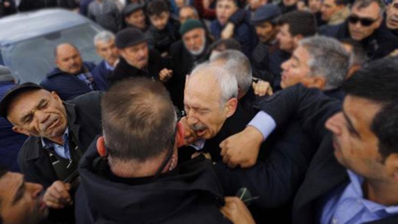 Kılıçdaroğlu'na saldıran tüm saldırganlar serbest bırakıldı!