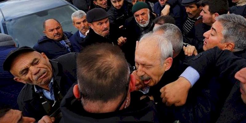 Kılıçdaroğlu'na yumruk atan Osman Sarıgün: Unuttum, çok zaman geçti