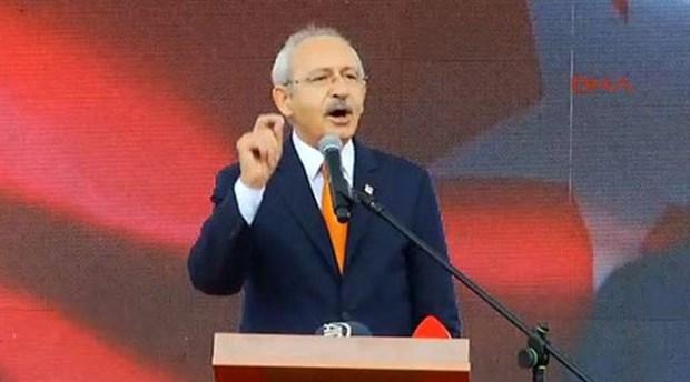 Kılıçdaroğlu'ndan Erdoğan'a: Gel karizmanı çizeyim!